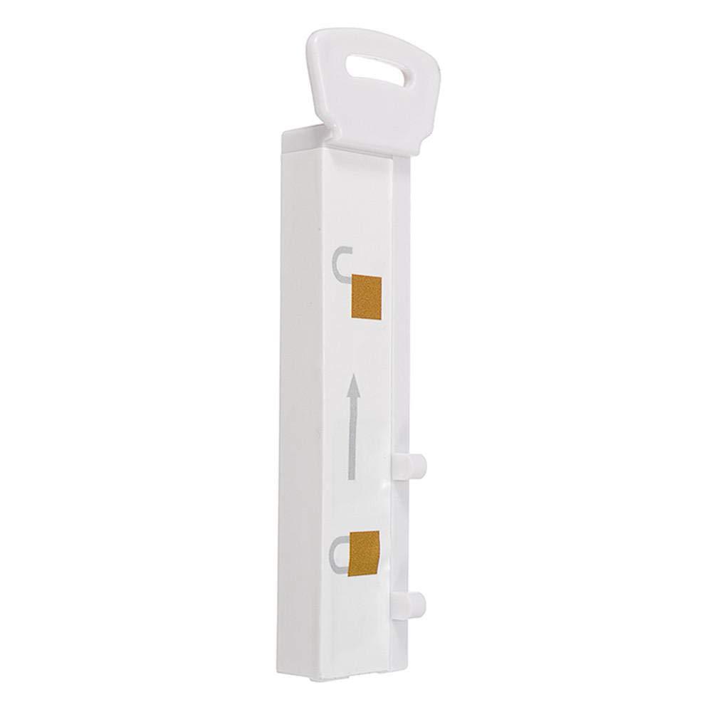 Gancho magn/ético de mano para desenganchar la llave del sistema EAS S3 para bloqueo de seguridad de la ara/ña TOOLOOK