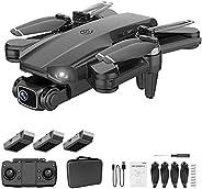 L900 Pro GPS 4K Professional 5G WIFI FPV Drone Quadcopter sem escova de 1,2 km Laranja 3 * baterias, caixa de