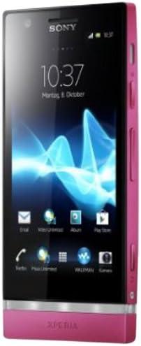 Sony Xperia P - Smartphone libre con auriculares MDR-ZX100 ...