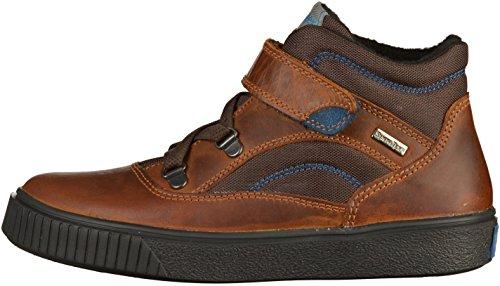 Richter 7542 242 Jungen Sneakers Braun(Cognac)