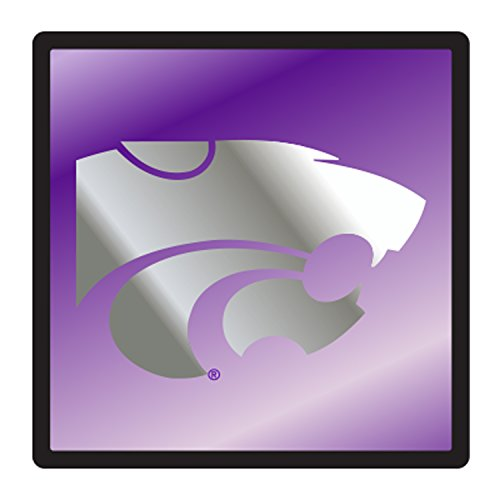 Kansas State Domed_HitchCover MIR DOMED K-STATE SQUARE HITCH ()