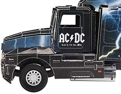 ドイツレベル 3Dパズル AC/DC ツアートラック ペーパークラフト 00172