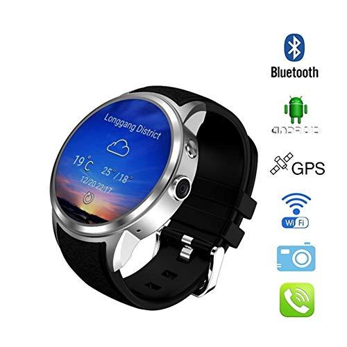 685 Mp3 - YALTOL Android 5.1 OS Smartwatch GPS Phone Smart Watch MTK6580 ROM 8GB Support 3G WiFi Nano SIM WCDMA Whatsapp MP3 Player PK S99A/KW88