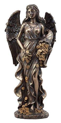 Greek Statues And Roman (Ebros Gift Roman Greek Goddess Fortuna Statue 11.5
