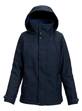 Amazon.com: Burton Jet Set Insulated Snowboard Jacket