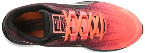 Black las running Puma Coral de Fiery V4 Faas 500 Periscope zapatillas 41qq6Uzw