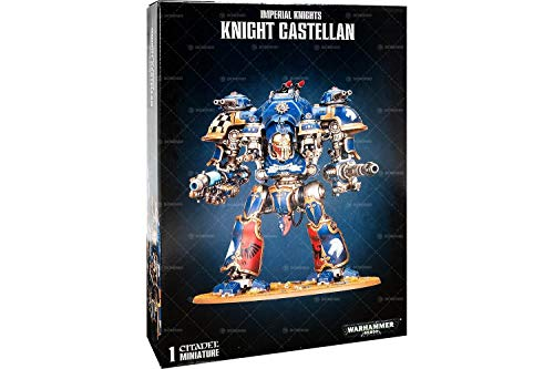 Imperial Knights Knight Castellan Warhammer 40,000]()