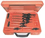 10Pc. Internal/External Circlip Plier Set
