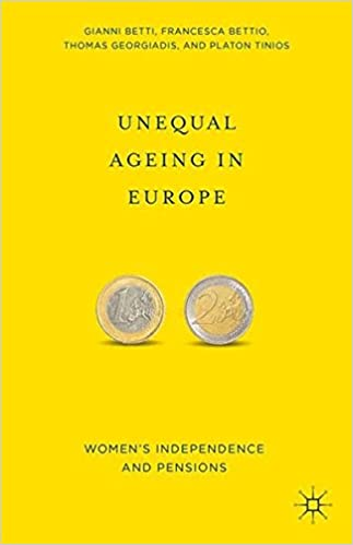 Book Unequal Ageing in Europe: Women's Independence and Pensions