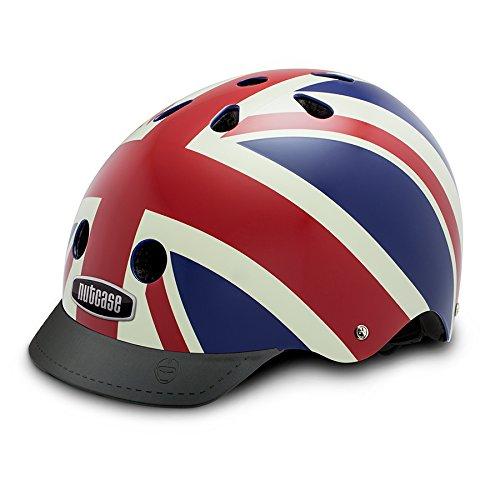 Nutcase(ナットケース) Union Jack ヘルメット / Mサイズ:56cm60cm