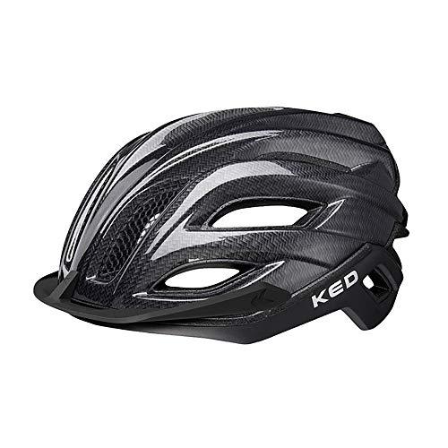 KED Champion Visor Helmet White 2020 Fietshelm