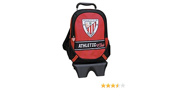 Mochila Athletic Club con Carro: Amazon.es: Oficina y papelería
