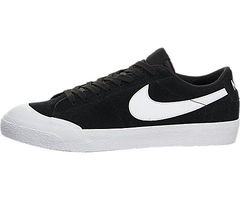 Nike Men's SB Blazer Zoom Low XT Black/White Gum/Light Brown Skate Shoe 13 Men US