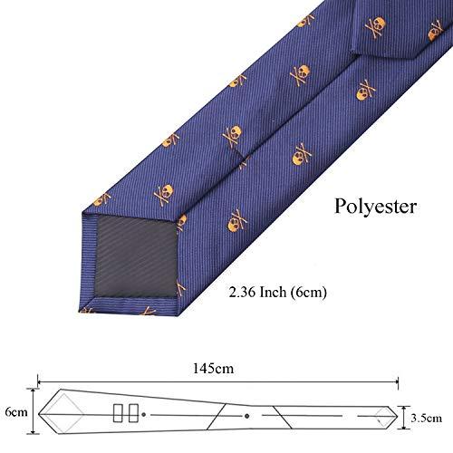 e Man Fazzoletto con cravatta nera cravatta a Bowtie Alizeal farfalla CwSXqxw0