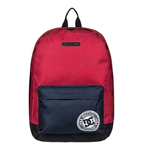 Mens DC Shoes Backstack 18.5L Backpack - Red ()