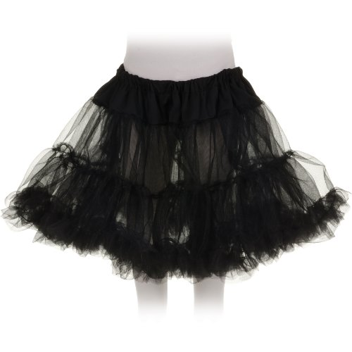 Gothic Ballerina Child Costumes (Little Girls Tutu Skirt)