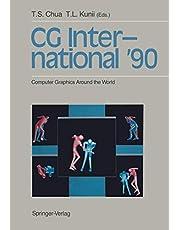 CG International '90: Computer Graphics Around the World