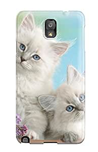 Nafeesa J. Hopkins's Shop New Arrival Blue Eyes And Blossoms Case Cover/ Note 3 Galaxy Case 8129254K14556668