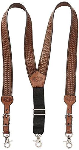 Nocona Belt Co. Men's Basic Bask...