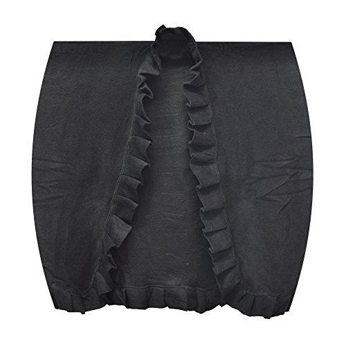 TOUTACOO noir 01 Poncho Poncho Polaire Cape Femme r1rCgqw