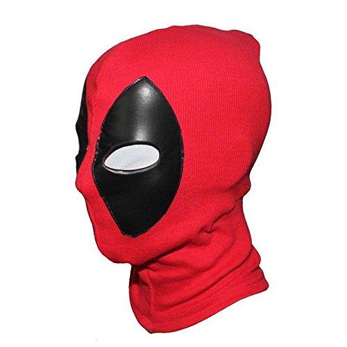Deadpool Masks Balaclava X-Men Halloween Costume Hood Cosplay Full Face Mask - Halloween Premier Costumes