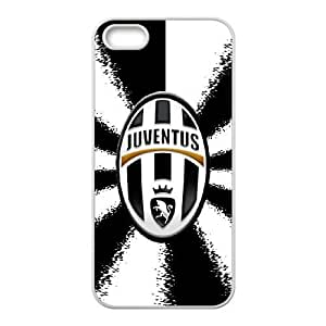 iPhone 5 5s Cell Phone Case White Juventus Phone Case Protective CZOIEQWMXN26838