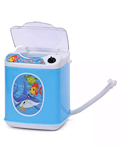 The Bling Stores Premium Quality Washing Machine Toy for Kids (Non Battery Operational) JUST A Toy Multicolor 41wnhFf1CFL India 2021
