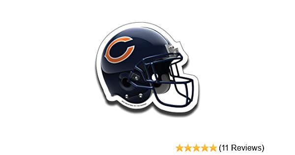 Amazon.com : NFL Chicago Bears Football Helmet Design Mouse Pad : Sports Fan Mouse Pads : Sports & Outdoors