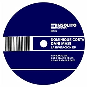 Amazon.com: La Invitacion EP: Dominique Costa & Dani Masi: MP3