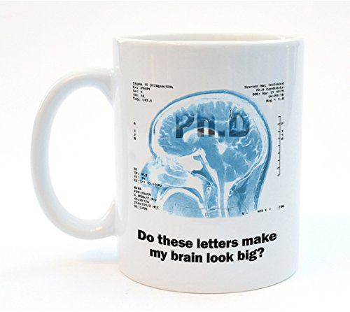 Neurons Not Included Ph.D Mug - Graduation Gift