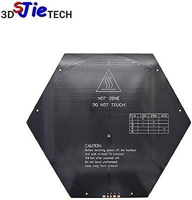 AiCheaX – Diámetro 265 mm Impresora 3D Rostock Kossel Delta Hex ...