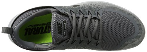 Rn Zapatillas Grey stealth 2 wolf black cool Para De Running Nike Free Gris Distance Grey Hombre Rw4na5xHq