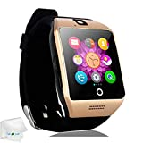 Best TopePop Android Camera Phones - Touch Screen Smart Watch Bluetooth Wristband Pedometer Fitness Review