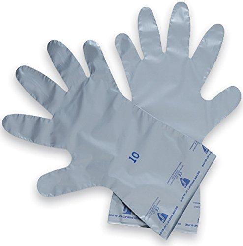 Silver Shield Gloves, 14 1/2'' length - S