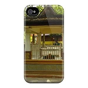 Iphone 4/4s Case Bumper Tpu Skin Cover For Grave Of Tuan Djundjungan Palembang Accessories