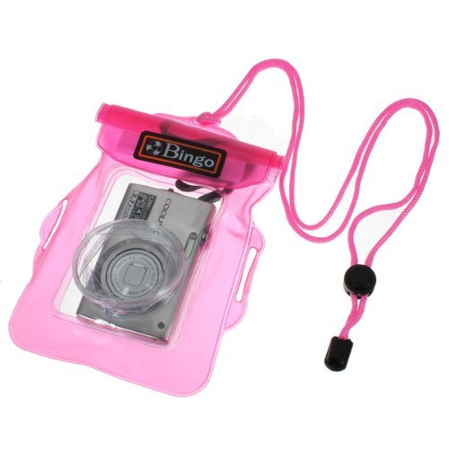 Bingo Waterproof Underwater Camera Case - 3