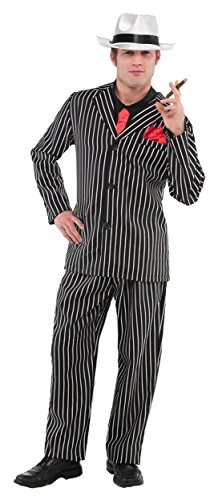 Mob Boss Costume - Medium - Chest Size 42