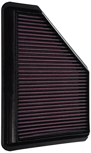 K&N 33-2958 High Performance Replacement Air Filter