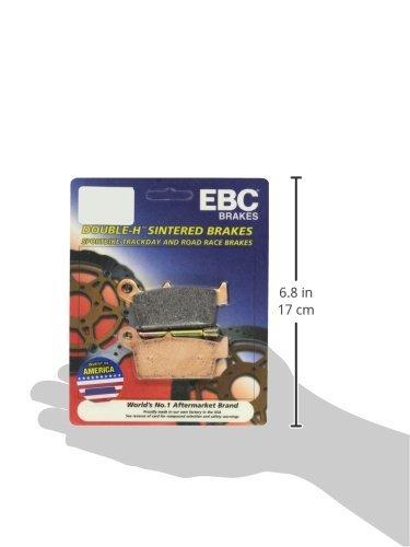 EBC Brakes EPFA131HH EPFA Double H Sintered Disc Brake Pad