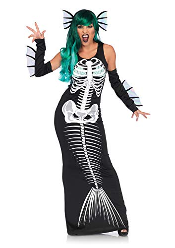 Original Halloween Costumes For Women (Leg Avenue Women's Costume, Black,)