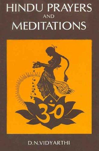 Hindu Book (Hindu Prayers and Meditations)
