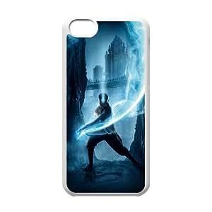 iPhone 5C Phone Case White Aang the last airbender movie TYTH3763083