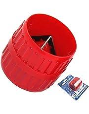 TOSSPER 1 st rörbrotsch används för intern och extern brotsch av kopparrör PVC-rör och mjuka stålrör 5 mm-38 mm