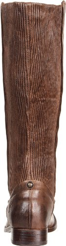 Frye Femmes Melissa Scrunch Botte Taupe Antique Doux Vintage