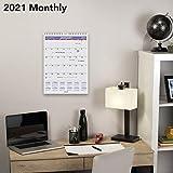 "2021 Wall Calendar by AT-A-GLANCE, 8"" x"