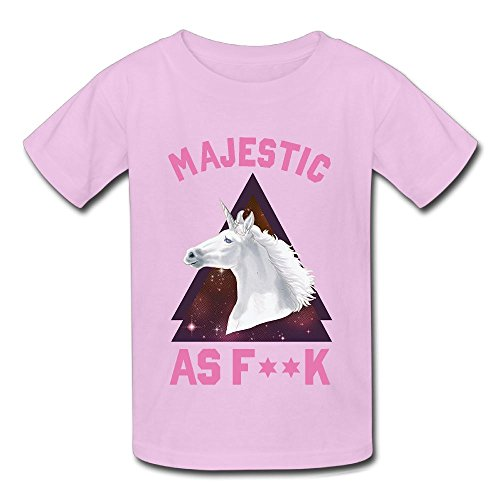(Oyavdsznq Youth Majestic As F Humor Travel Pink T Shirts S Short)