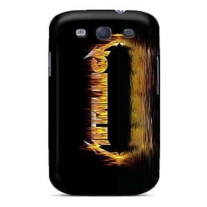 ChristopherWalsh Samsung Galaxy S3 Metallica Pattern Phone Hard Cases