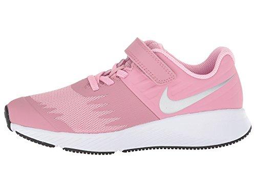 Nike Jungen Star Runner (PSV) Laufschuhe Elemental Pink/Metal