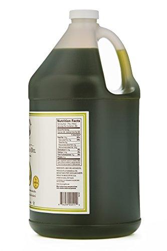 La Tourangelle Avocado Oil 128 Fl. Oz., All-Natural, Artisanal, Great for Salads, Fruit, Fish or Vegetables, Great Buttery Flavor by La Tourangelle (Image #3)