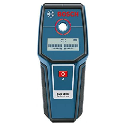 XS-prospec Advanced Bosch GMS 100 m escáner de pared Detector de para Cables y
